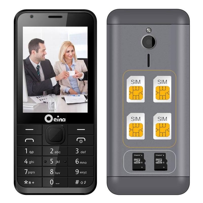 Mejores teléfonos móviles de 4 SIM