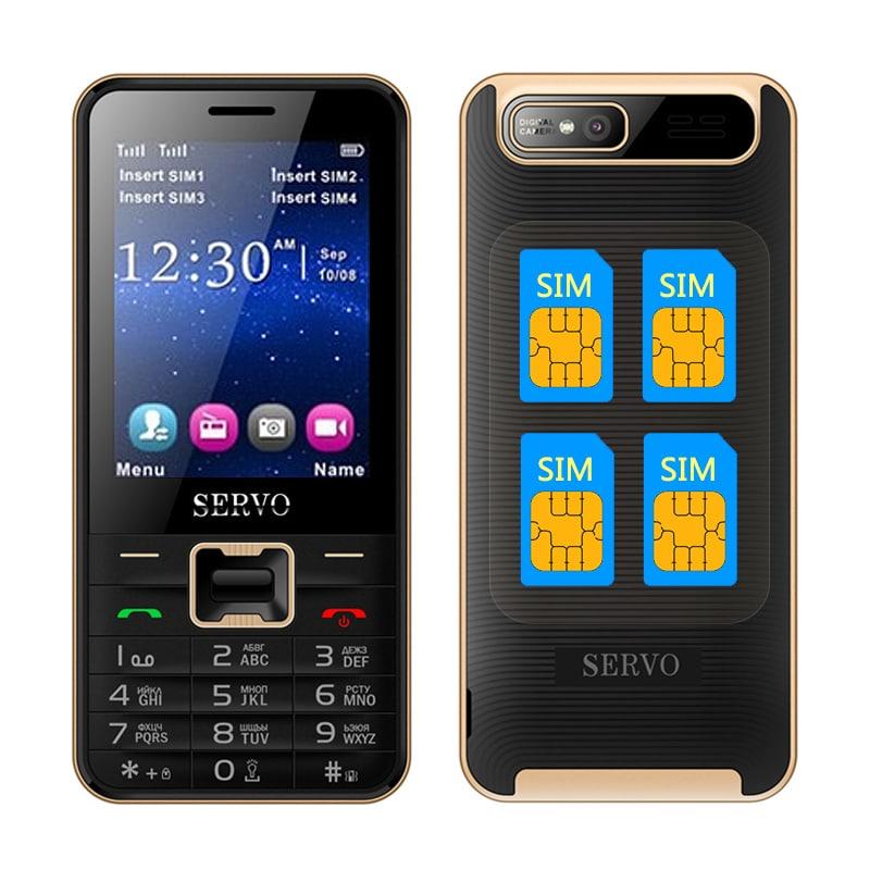 móviles de 4 SIM