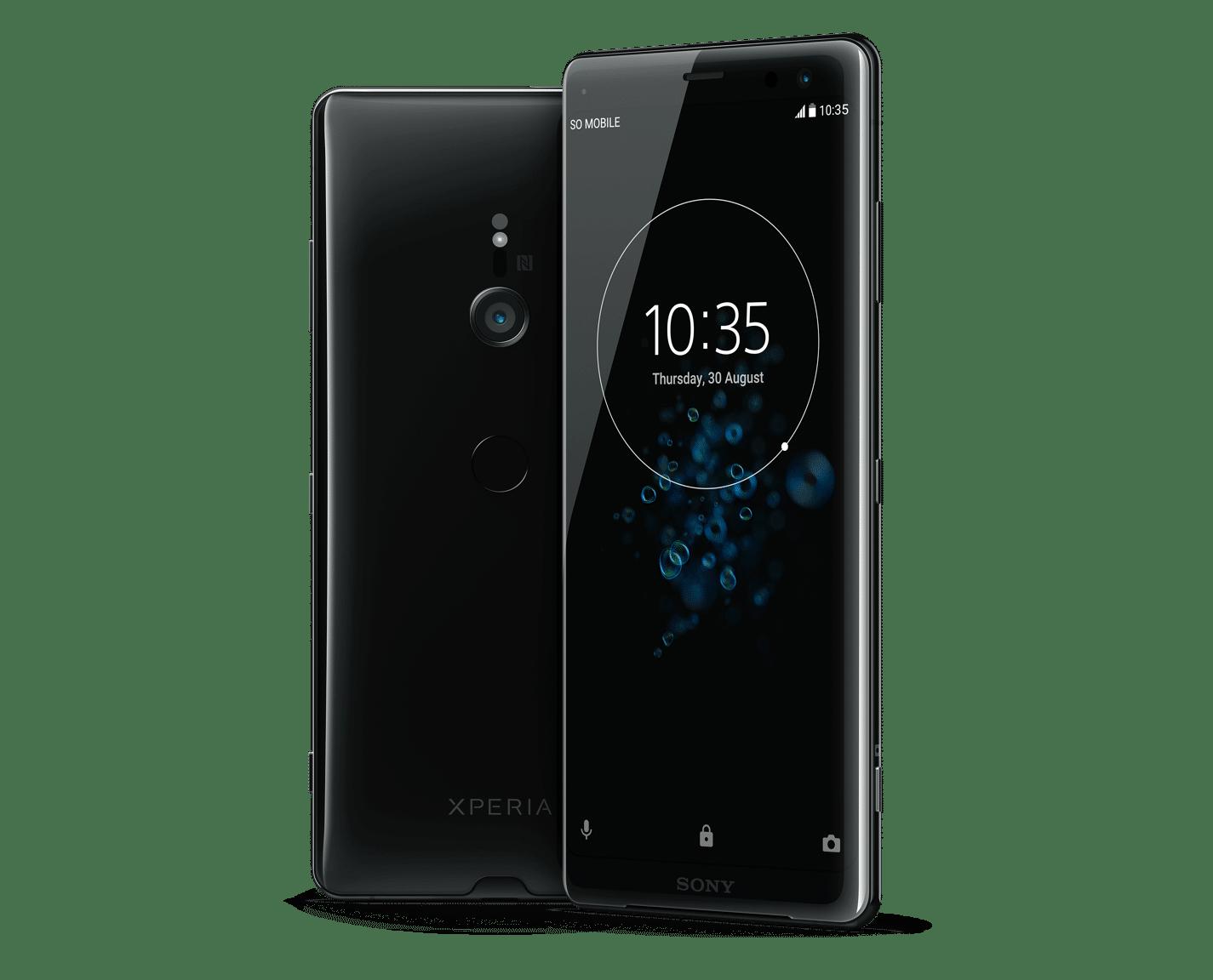 smartphones  Sony-Xperia-XZ3