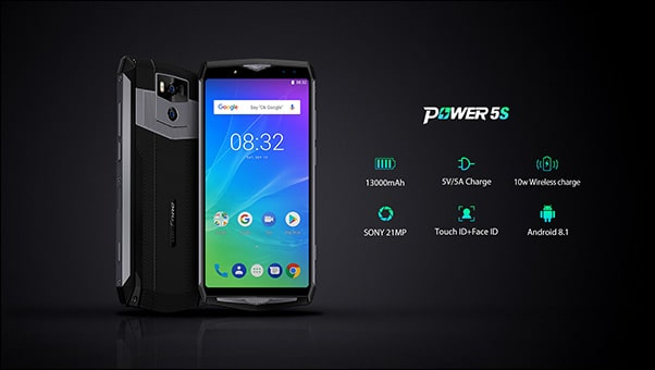 Ulefone Power 5S