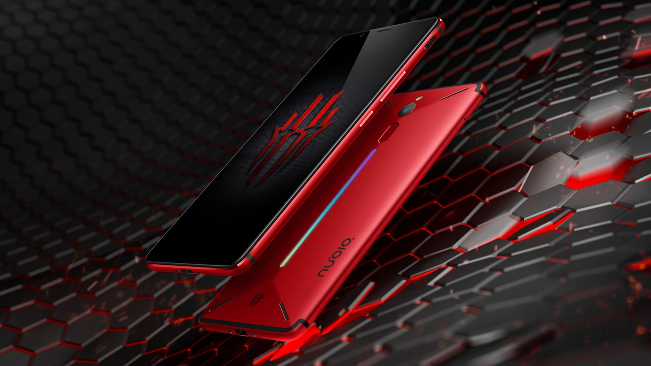 El Red Magic Mars de Nubia aparece en Geekbench con 6 GB de RAM y SD845