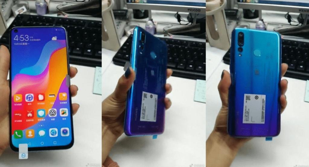 Huawei Nova 4 vs Huawei Nova 3