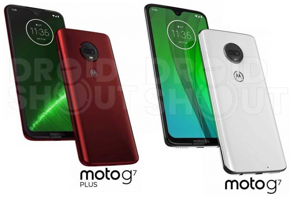Moto G7 y Moto G7 Plus