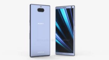 Sony Xperia XA3 Plus