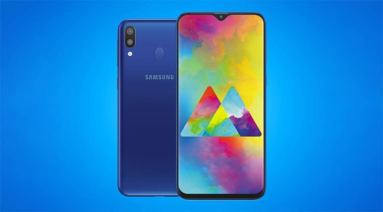 Samsung Galaxy M10 y Galaxy M20