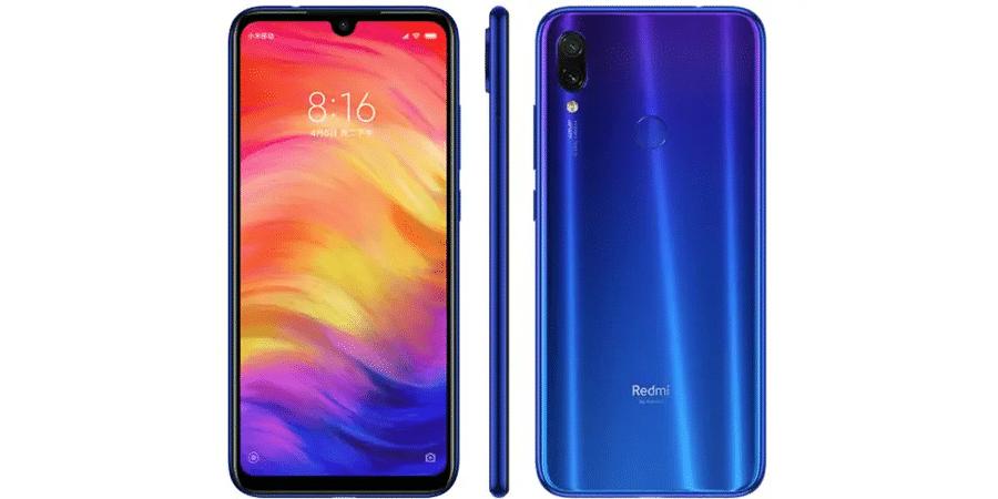 Redmi Note 7 salió a la venta