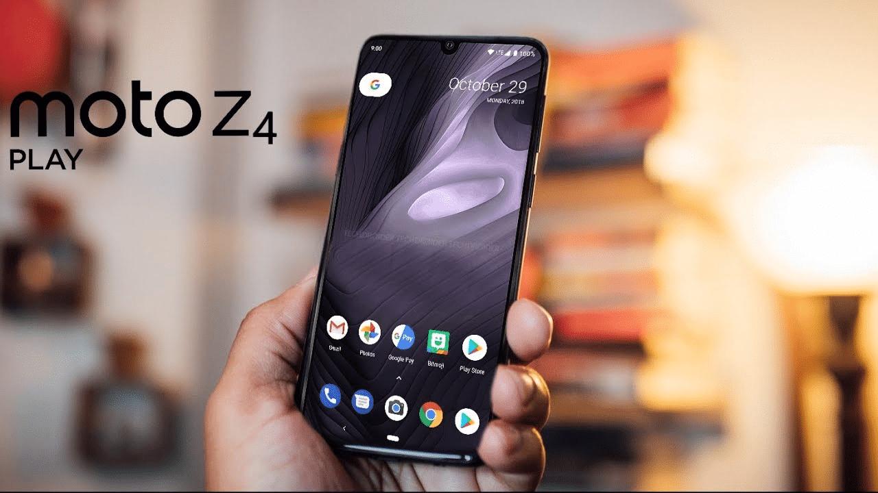 Moto Z4 Play