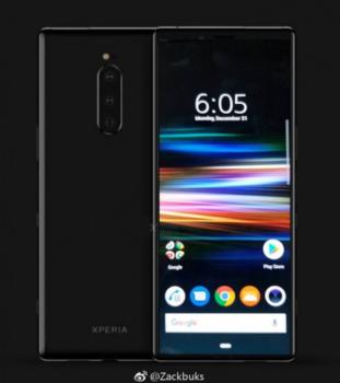 Sony Xperia XZ4