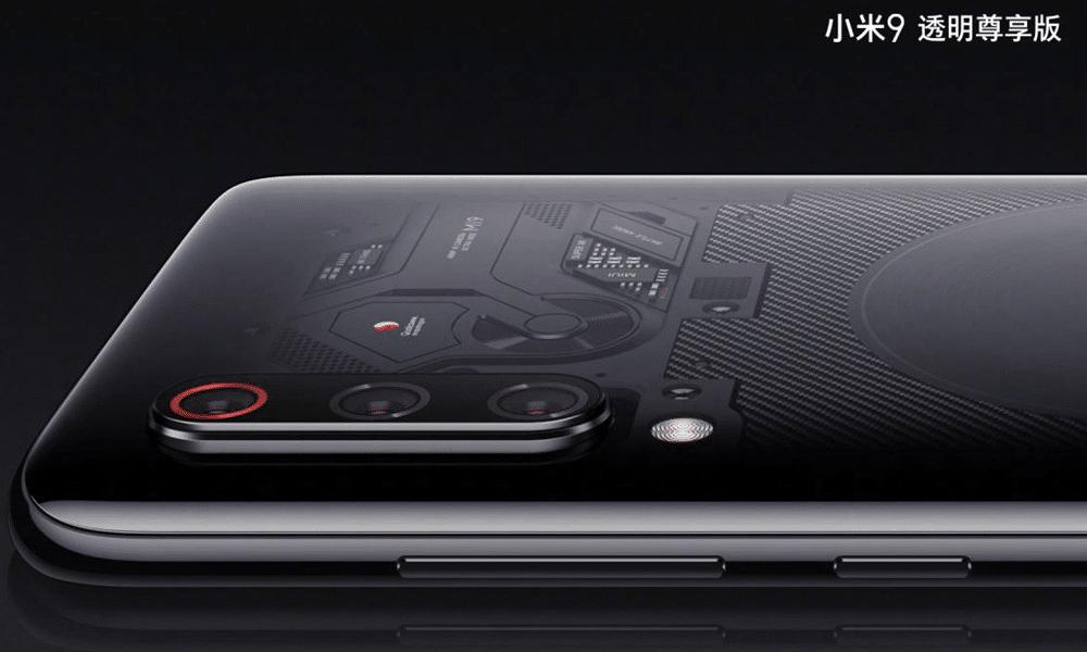 Xiaomi Mi 9 Explore