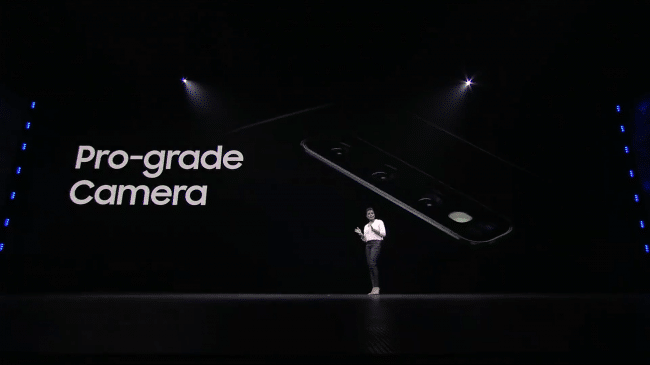 Samsung Galaxy Event (en directo)