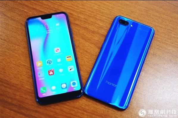Huawei Honor 20 y 20 Pro