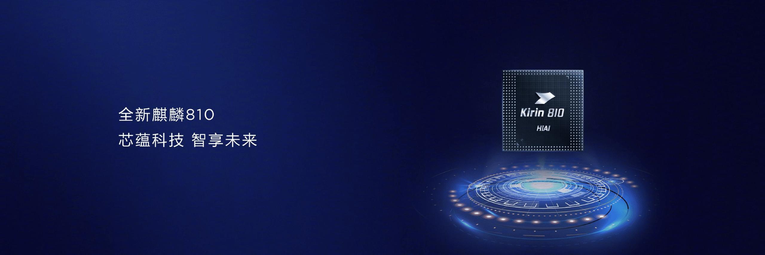 Huawei HiSilicon KIRIN 810