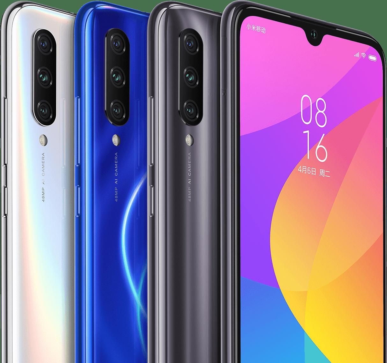 Xiaomi Mi CC9 vs Xiaomi Mi CC9e