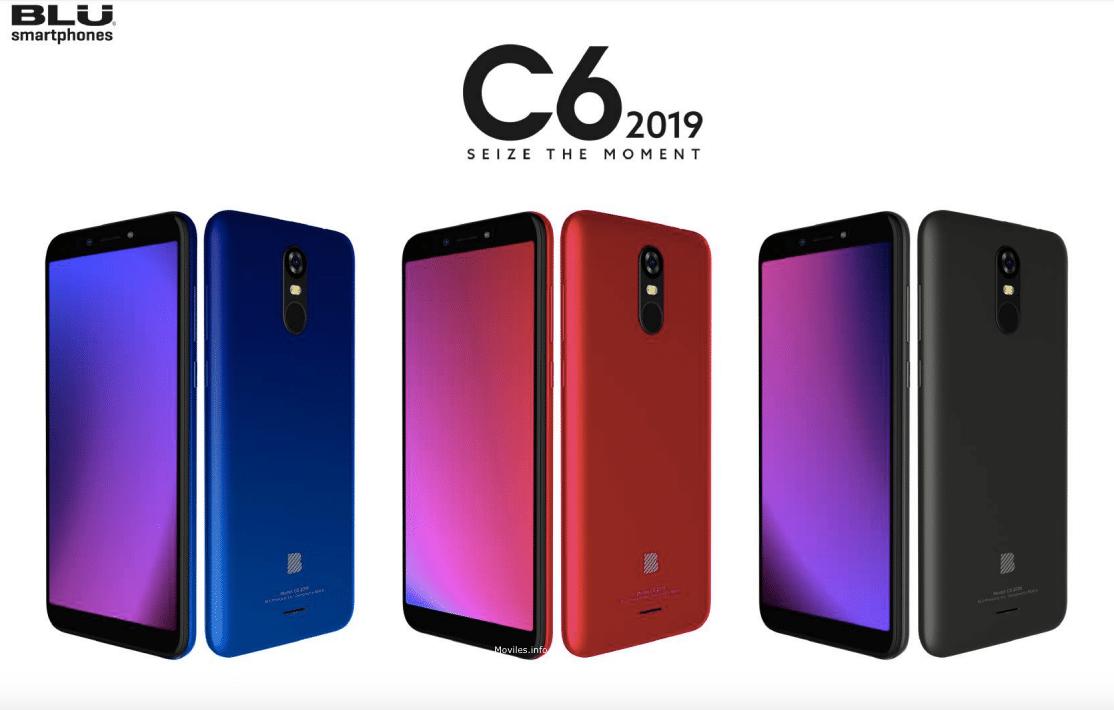 BLU C6 (2019)