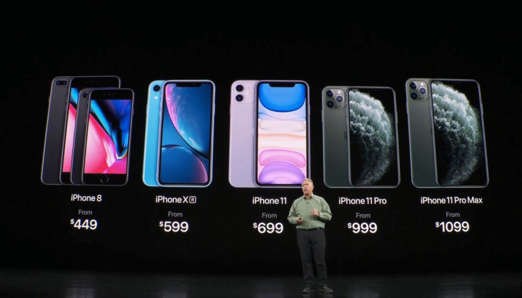Precios-iPhones-2019