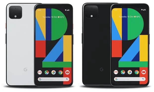 Google Pixel 4 y 4 XL anunciados oficialmente