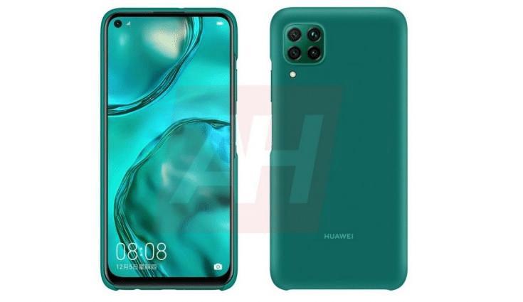 especificaciones claves del Huawei Nova 6 SE