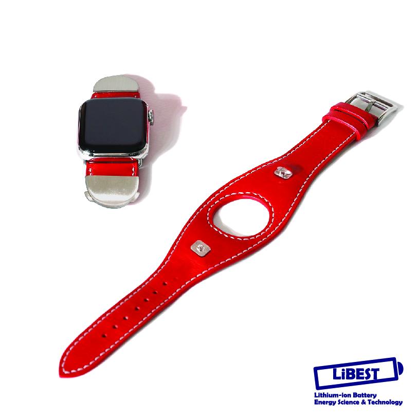 Batería flexible