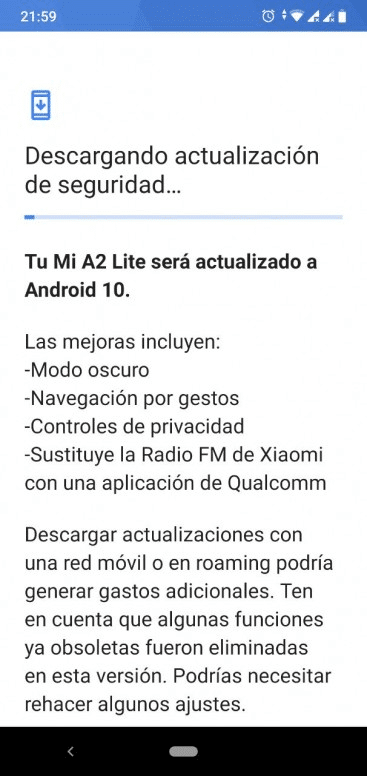 Android-10-Mi-A2-Lite