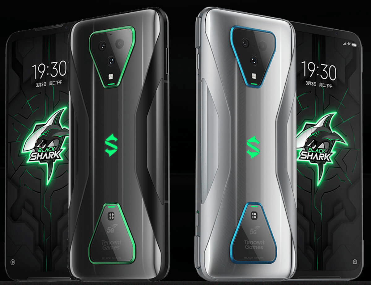 Xiaomi Black Shark 2 vs Black Shark 3