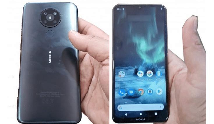 Especificaciones clave de Nokia 5.3