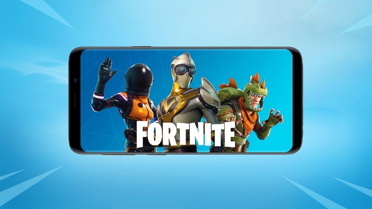 Fortnite en Android