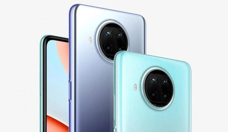 serie Redmi Note 9 5G