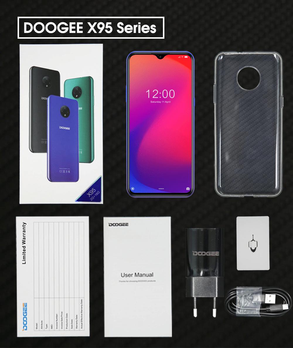 DOOGEE X95 Pro